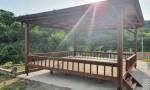 군북 전원주택 파고라