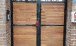 김해 삼방동 일반 주택대문 양쪽문